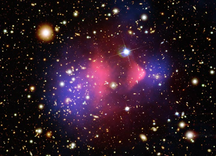 Galaxy clusters may solve `mystery of dark energy`