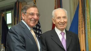 U.S. defense chief meets with Israeli president on Iran, Syria