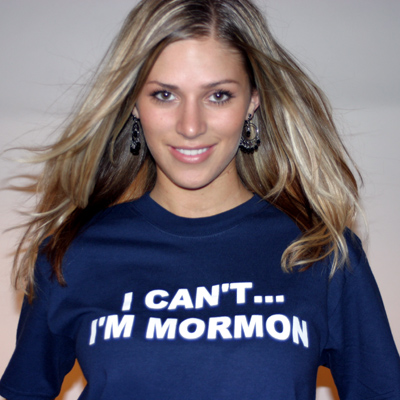 Mormon Girl The Pinkie Previews the West A to Z