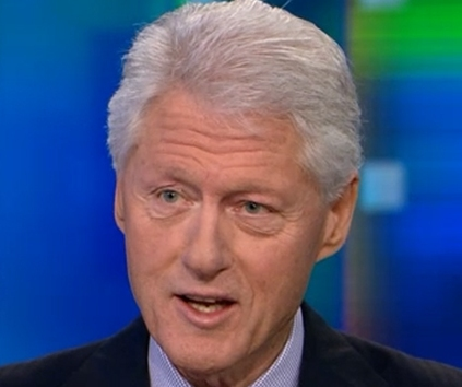 Bill Clinton says Romney would be 'calamitous for US, world'