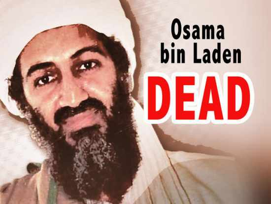 osama bin laden cia. Osama bin Laden#39;s photo to be