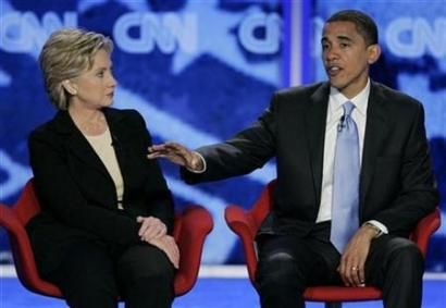 Hillary says Obama 'absolutely' up to 3 a.m. call