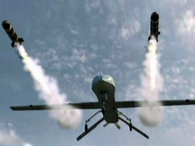La poca vergüenza de los políticos de Europa, sobre todo de Francia Drone-attack