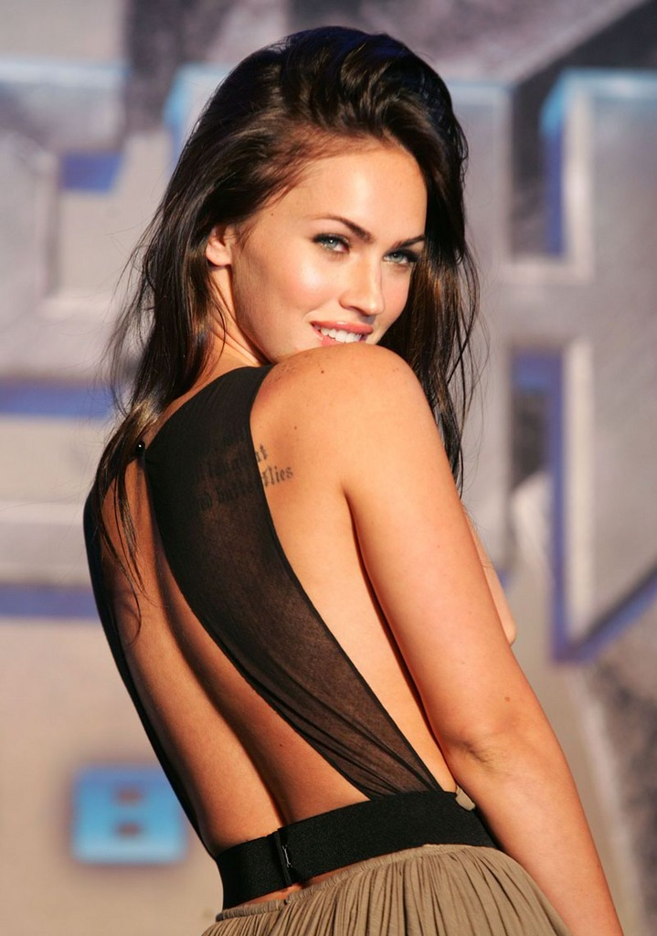Megan Fox celeb sexy