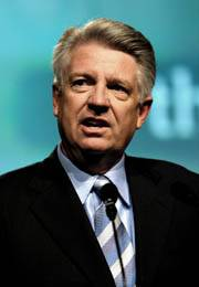 Jack Graham, pastor of Prestonwood Baptist Church, Plano, Texas