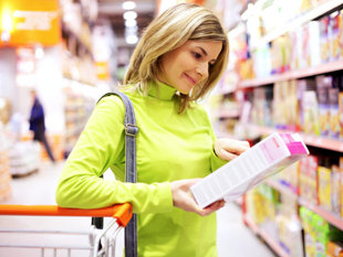 Read food labels and stay slim