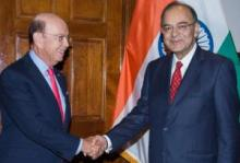 Jaitley takes up H-1B visa issue with US Commerce Secy
