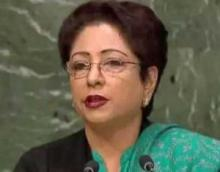 Pak, India need to sit together to resolve Kashmir dispute: Maleeha Lodhi