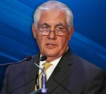Tillerson to try get Russia on 'same page' as U.S. on Syria