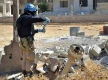 Syria still has chemical weapons: U.S. defence secy
